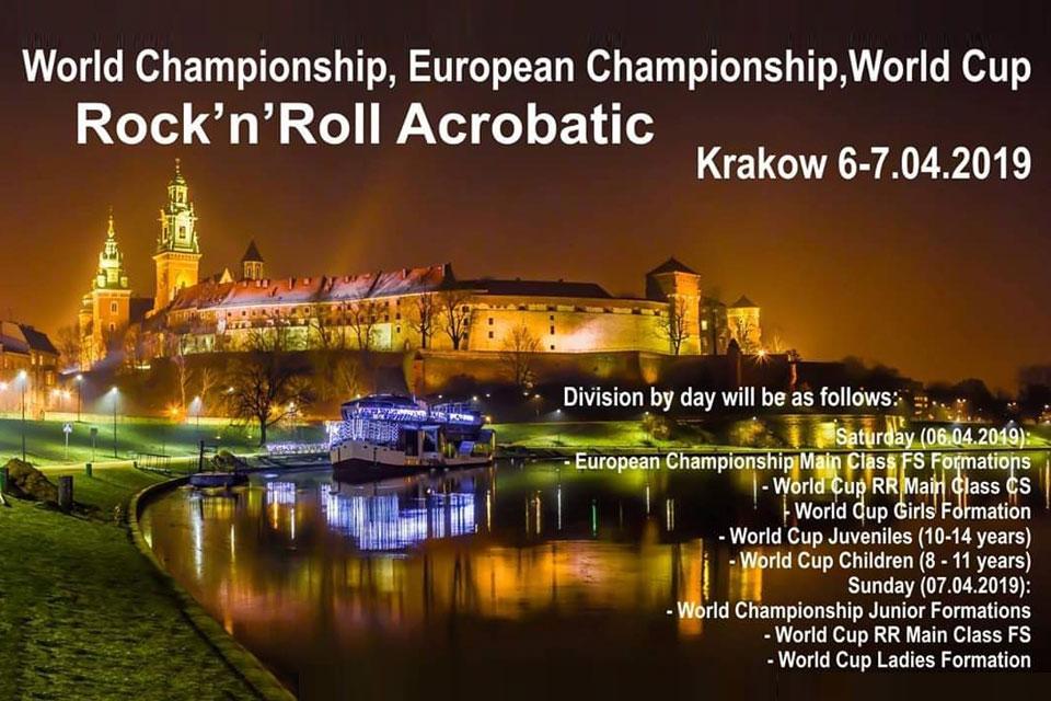 Krakow, 06-07.04.2019