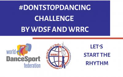 #DontStopDancing challenge