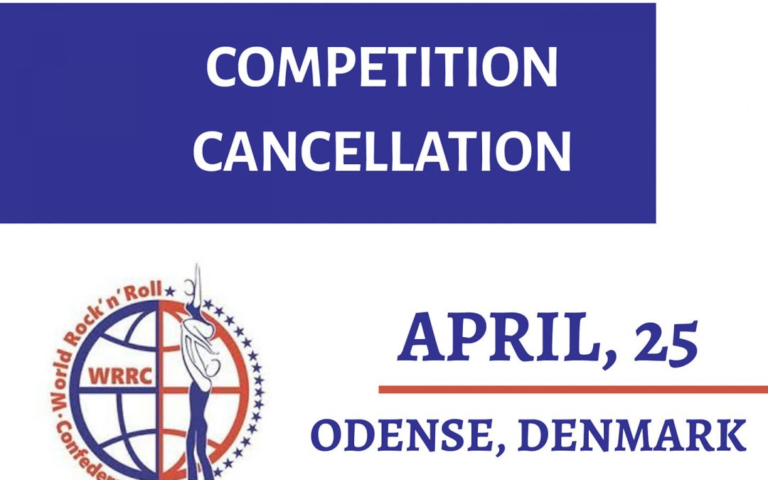 CANCELLATION OF THE COMPETITION IN ODENSE