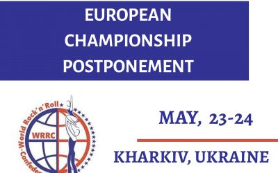 Cancellation of the competitions in Kharkiv