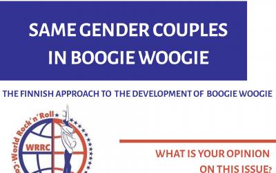 Same gender couples in Boogie Woogie