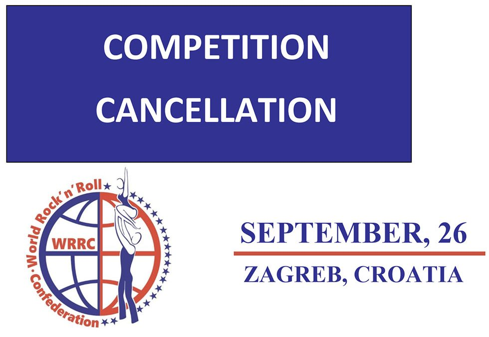 Cancellation of the competition in Zagreb, Croatia