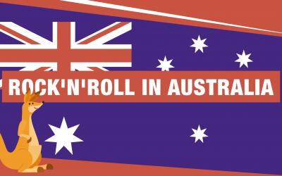 Rock'n'Roll in Australia