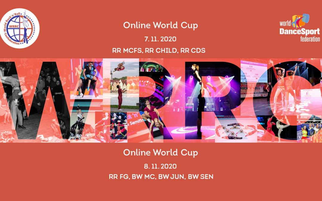 Live Stream and Live Results: Online World Cup 07-08.11.2020