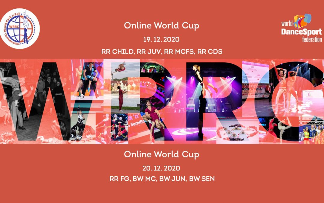 Live Stream and Live Results: Online World Cup 19-20.12.2020