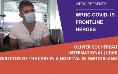 Interview with WRRC Frontline Heroes Fighting COVID-19